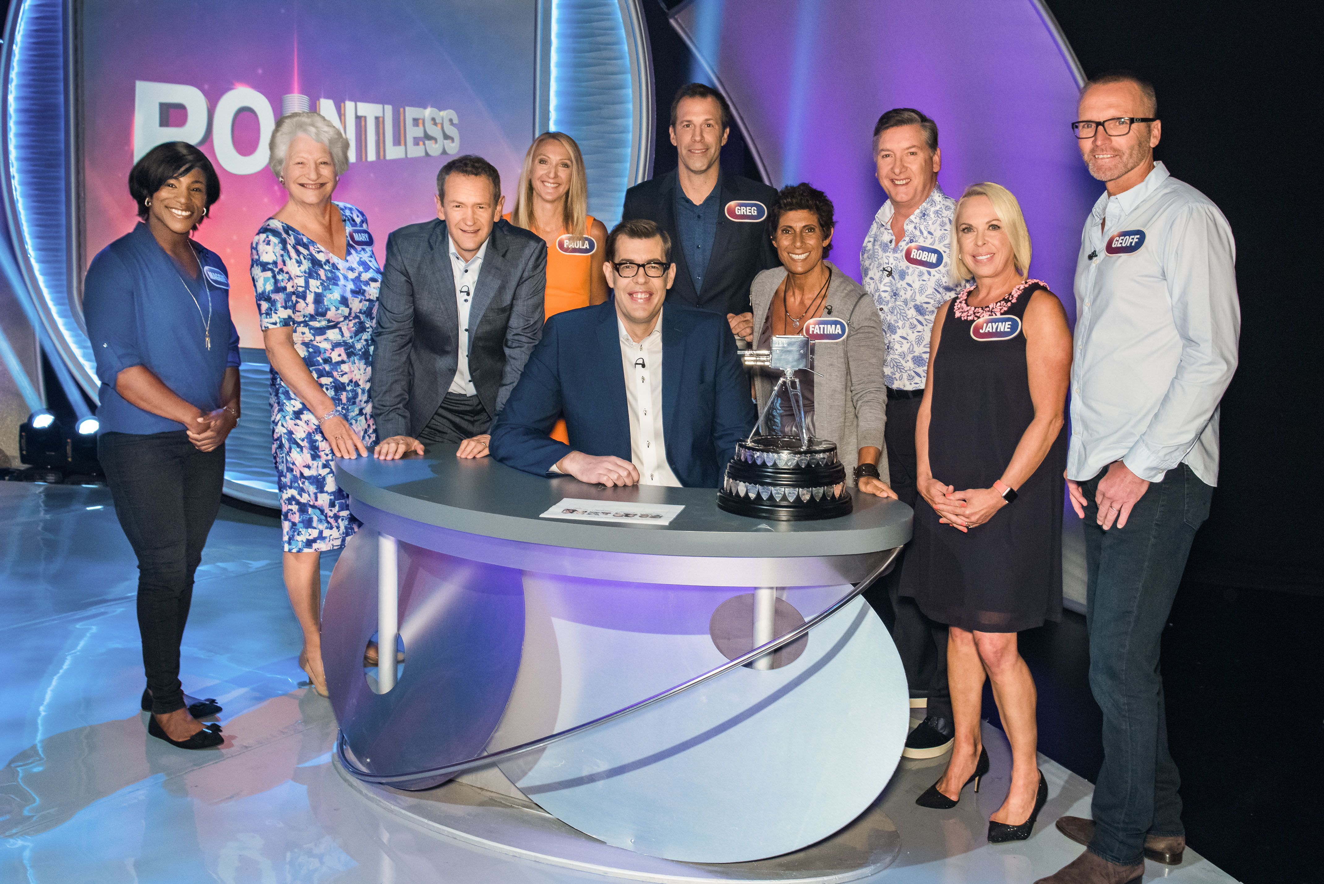 Pointless celebrity special