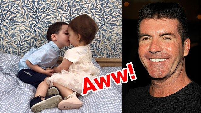 Simon Cowell Already Has His Son S Future Wife Picked Heart