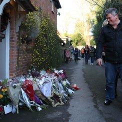 George Michael Oxfordshire tributes