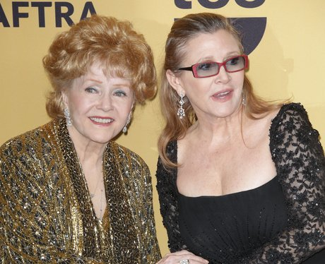 HBO Set To Premiere Carrie Fisher and Debbie Reyno