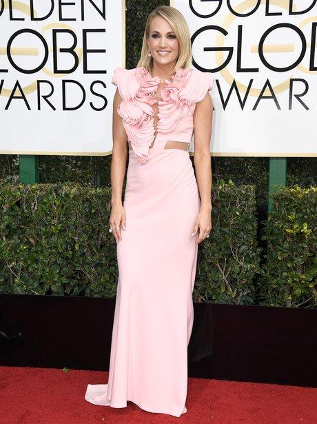 Carrie Underwood Golden Globe