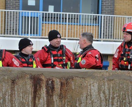 Essex Flood Evacuation