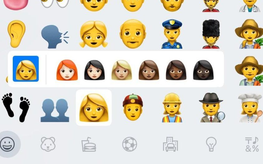 Gingers Unite! There's Some Orange Haired Emojis O