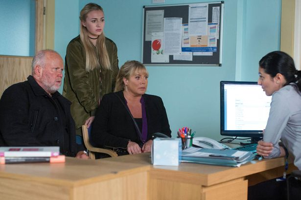 Mitchell's Eastenders