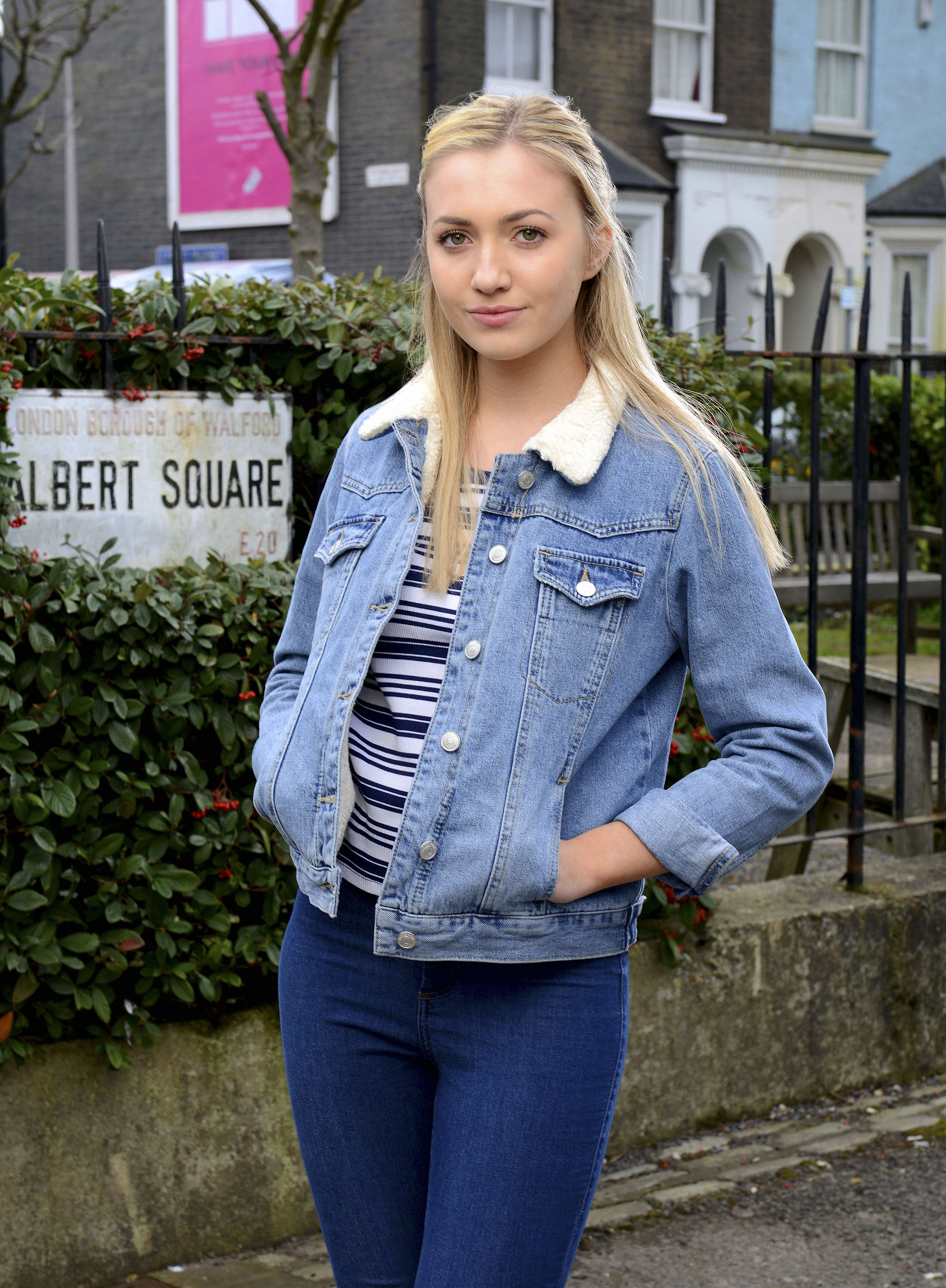 Tilly Keeper Louise Mitchell Eastenders