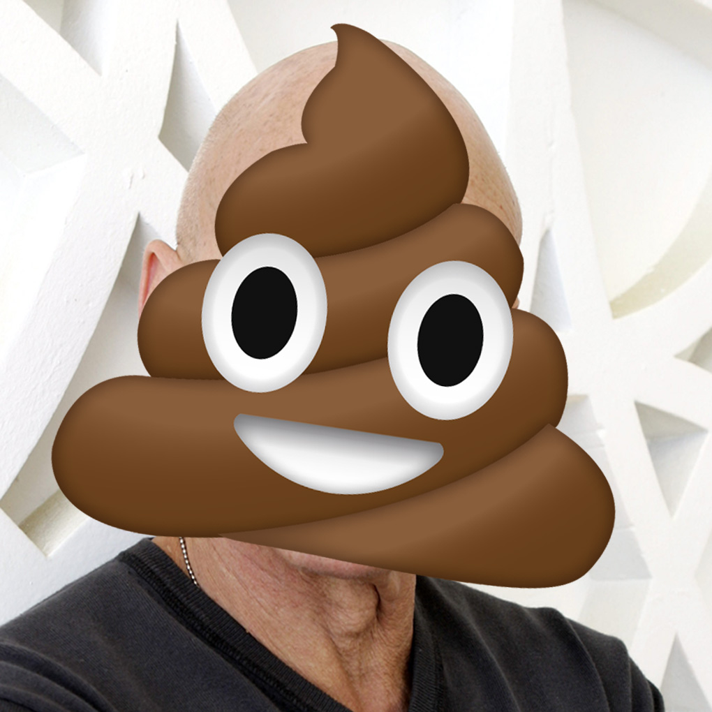 You Won't Believe Who's Playing The Poop Emoji In