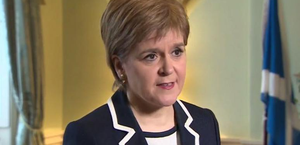 First minister expresses pride in burns night greeting heart scotland first minister nicola sturgeon m4hsunfo
