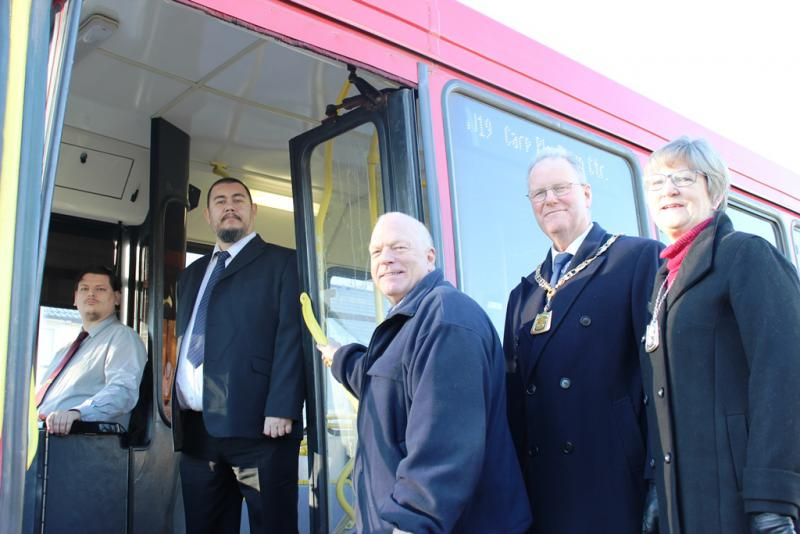 New South Oxhey Bus Support