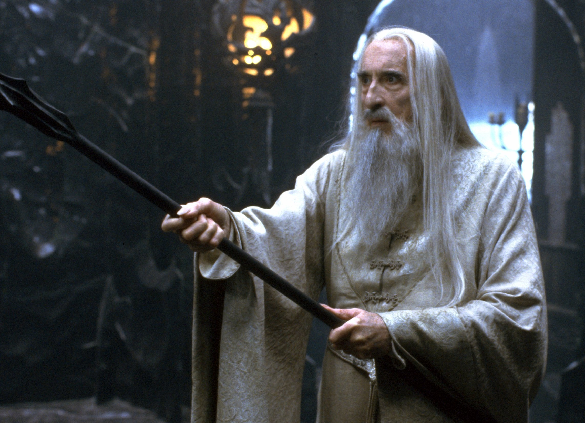 Saruman Lord of the Rings