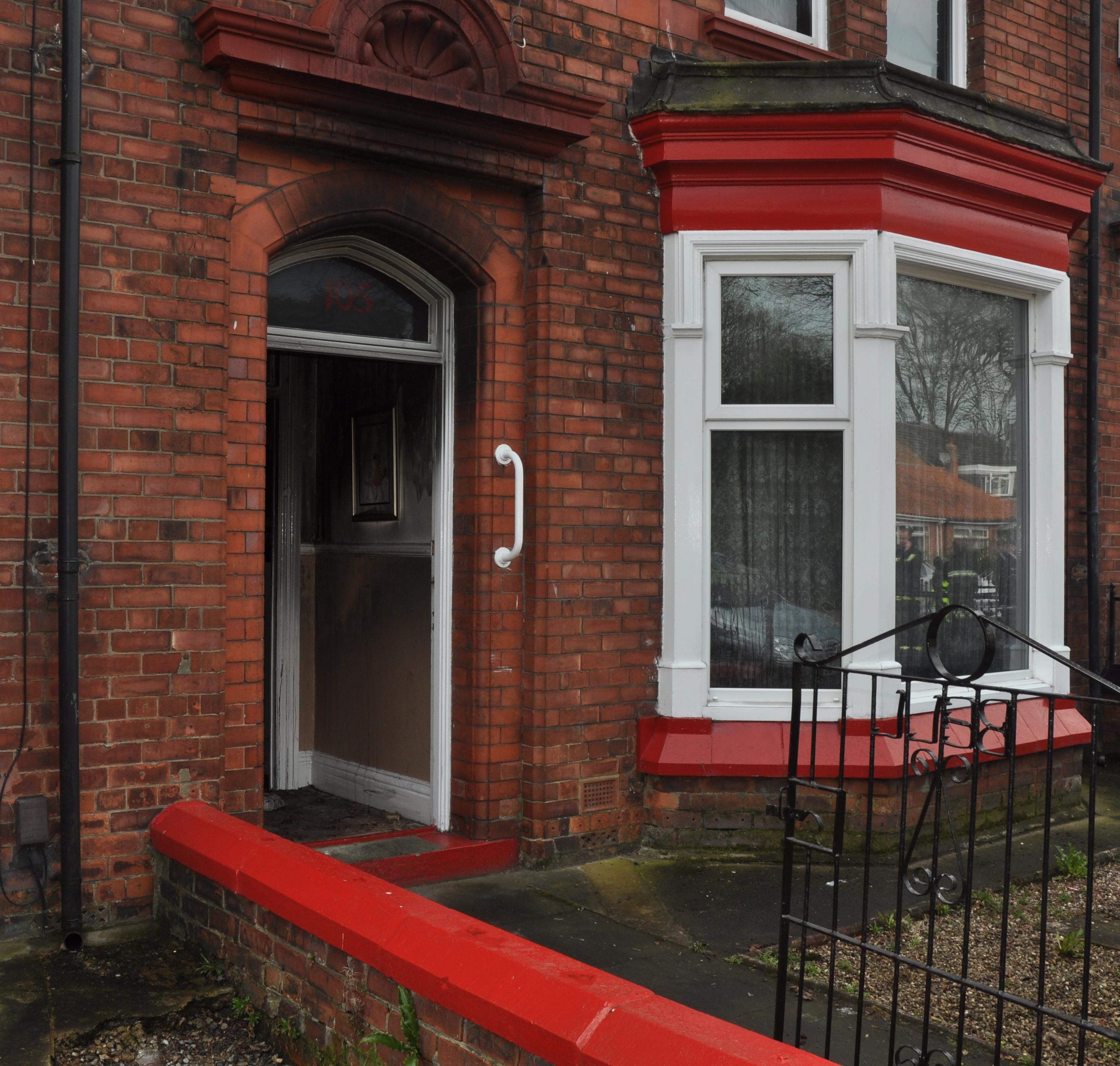 Norma Bell Murder Hartlepool Home
