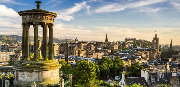 Edinburgh's Festival season gets underway