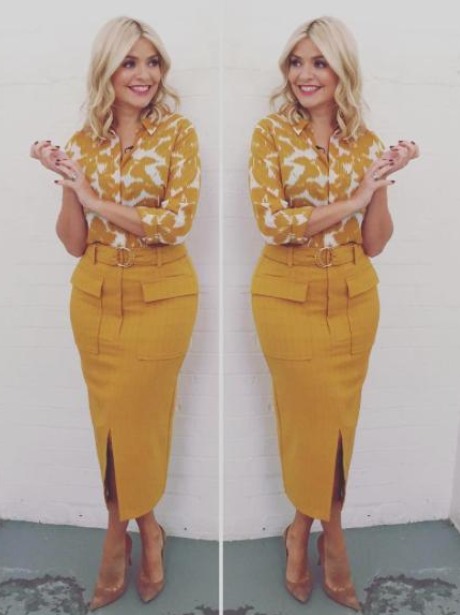 Holly's Outfits