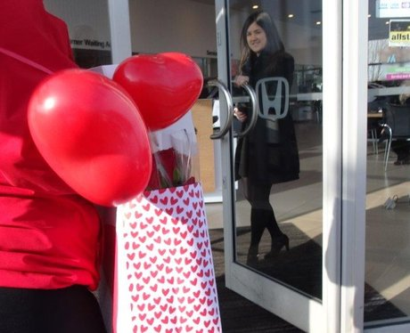 valentines day surprises with simmons bakers