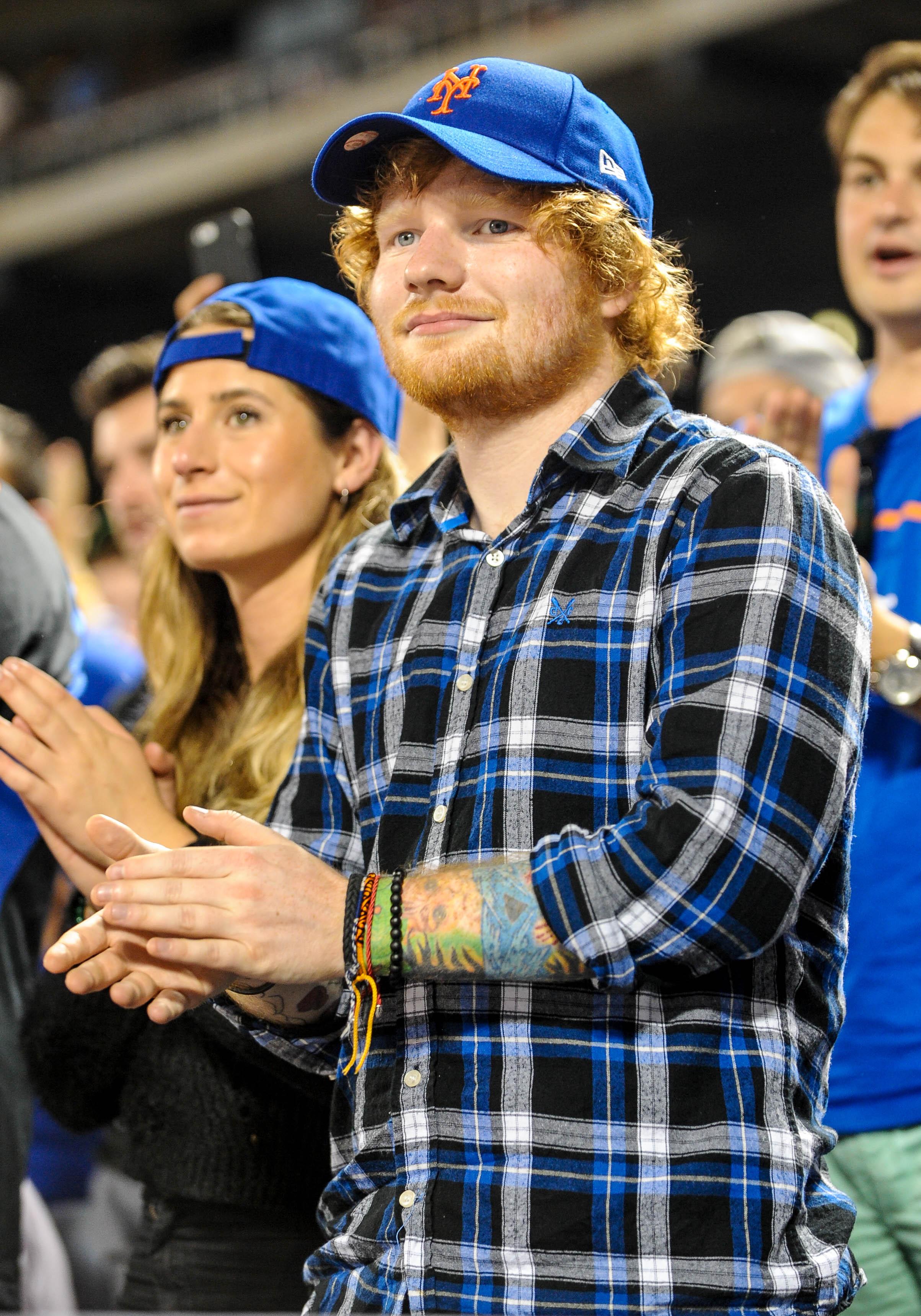 Ed Sheeran girlfriend