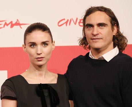 Joaquin Phoenix and Rooney Mara are a couple!