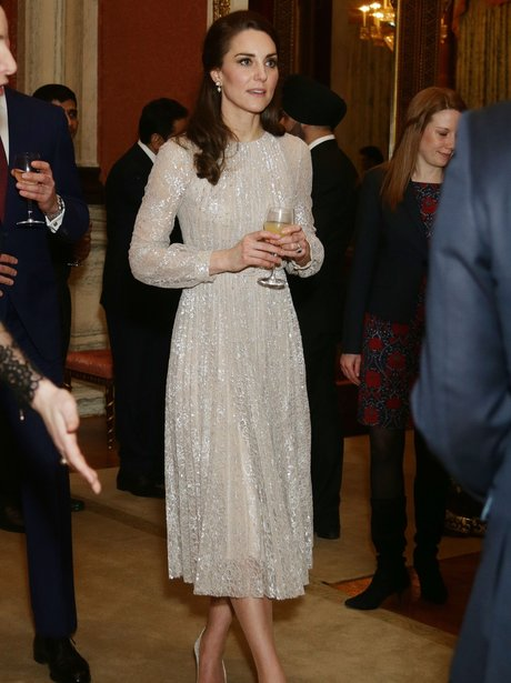 Erdem and Anita Dongre at the UK-India reception