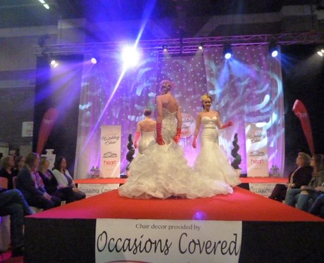 Heart Essex Wedding Show Day One