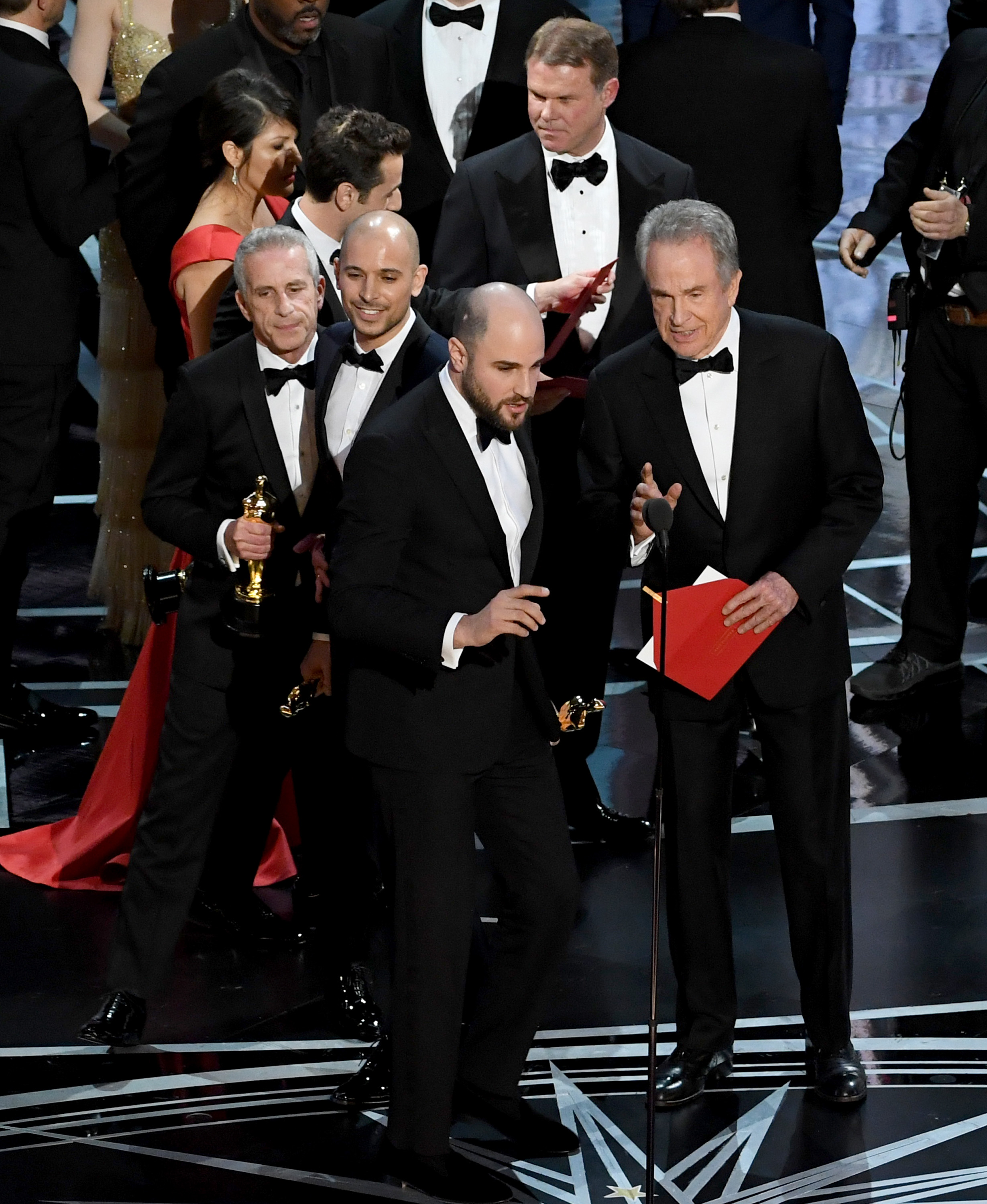 Oscars Best Picture Gaffe 2017