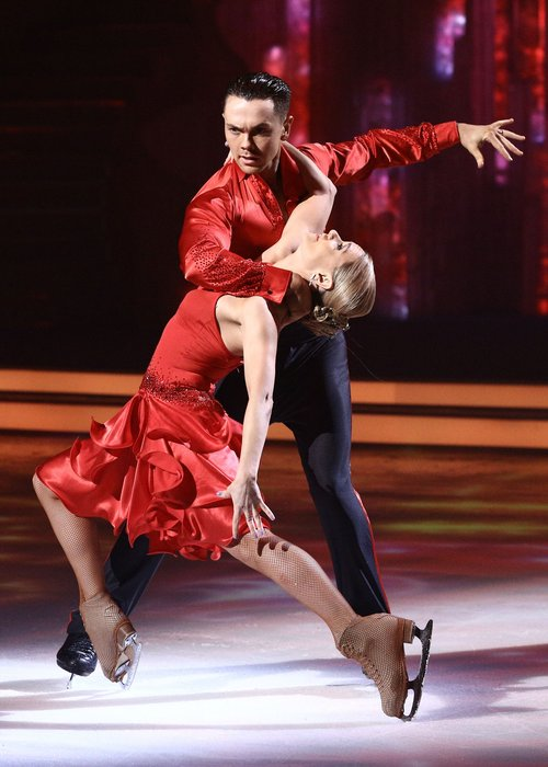 Dancing On Ice, Ray Quinn