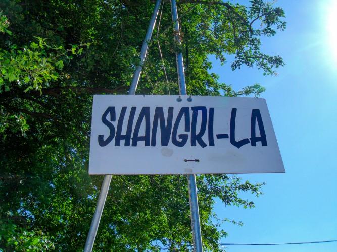 Glastonbury Shangri-La