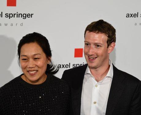 Mark Zuckerberg and Priscilla Chan announce they a