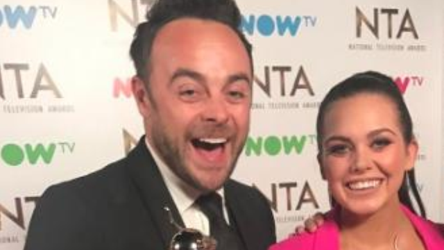 Scarlett Moffatt breaks her silence on those Ant McPartlin romance rumours