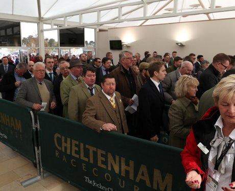 2017 Cheltenham Festival - Champion Day - Cheltenh