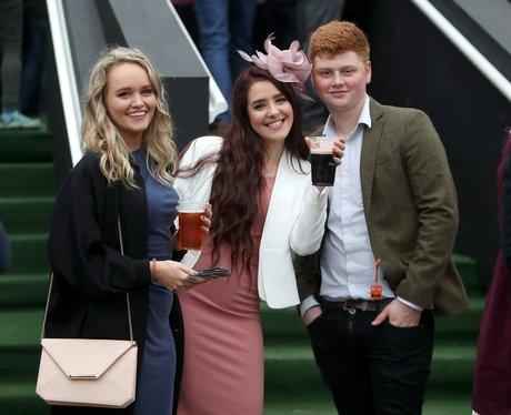 2017 Cheltenham Festival - St Patrick's Thursday -