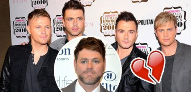 Brian McFadden Says There'll 'Never' Be A Full Westlife ...