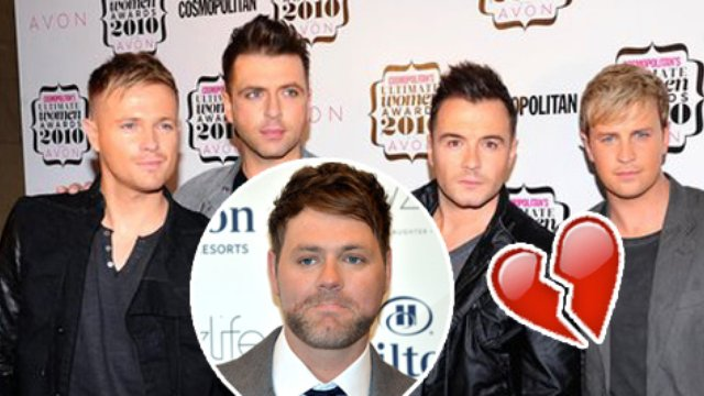Brian McFadden Says There'll 'Never' Be A Full Westlife