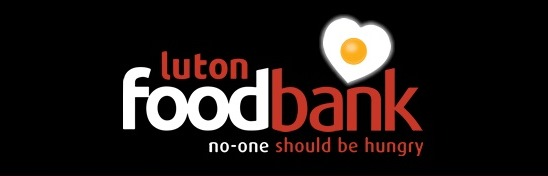 Luton Foodbank 500 Donations Short A Week Heart Four Counties