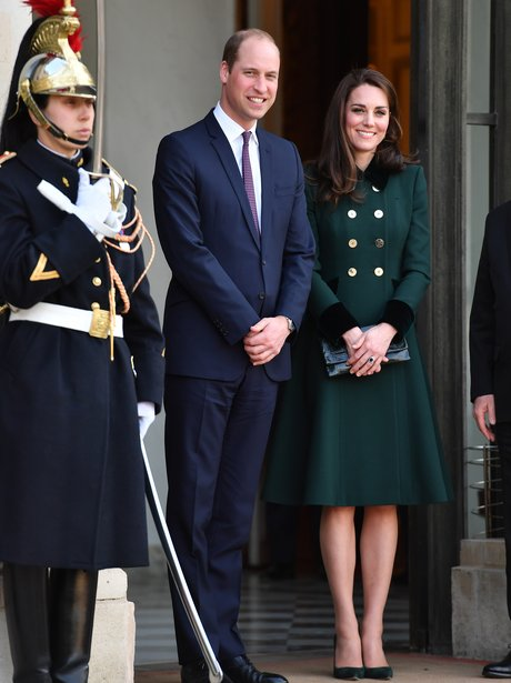The Duchess Of Cambridge Stuns In Three OutFit Cha