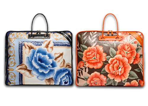 Balenciaga Blanket Handbag