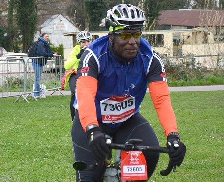 BHF bike ride