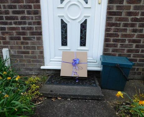 Heart Angels: Cadburys street surprise