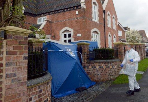 Stourbridge murder of mum & son