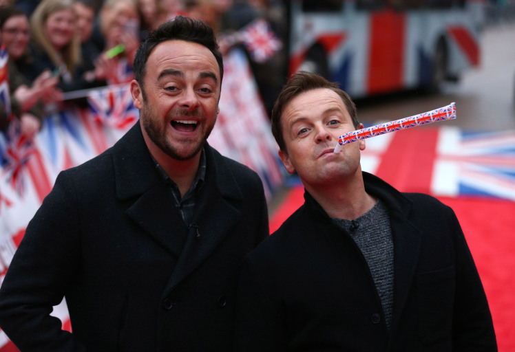 Ant and Dec Britain's Got Talent 2017