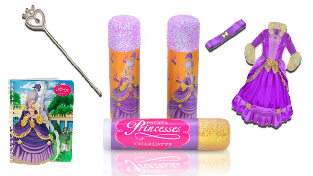 Princess Charlotte merchandise