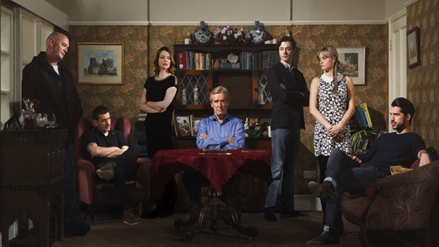 Corrie lineup