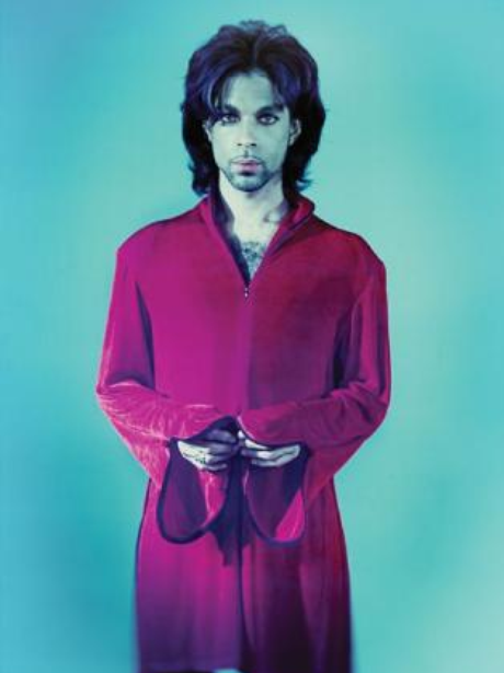Exclusive Un-Seen Pics Of Prince Released On His O