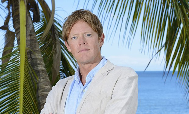 Death in Paradise shot