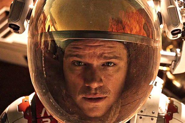 Matt Damon Martian