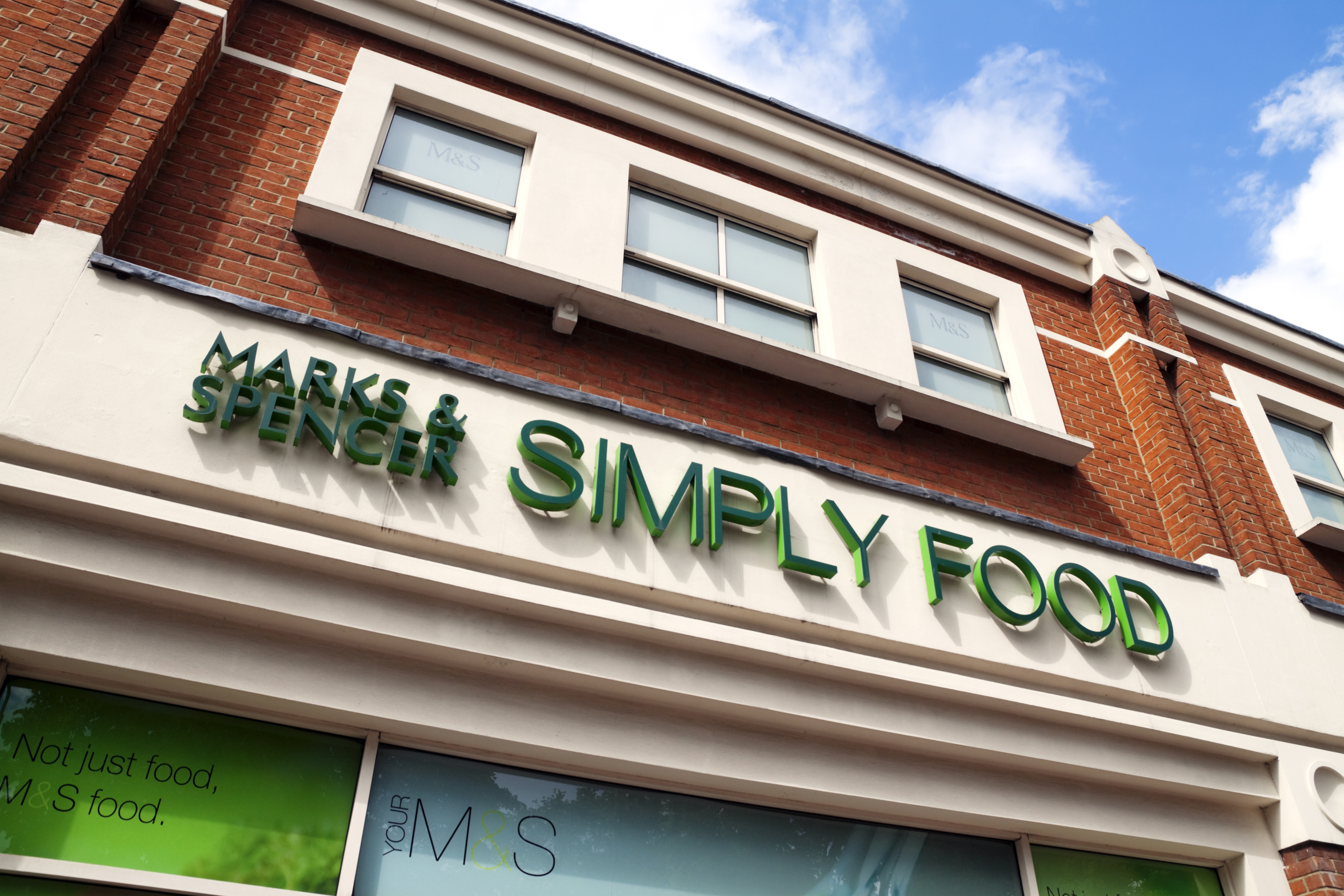 Marks and Spencer wins supermarket of the year