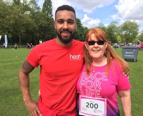 Race for Life - Wakefield 2017