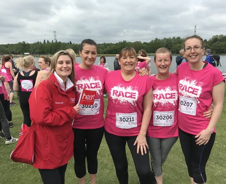 Race for Life Pretty Muddy Rother Valley