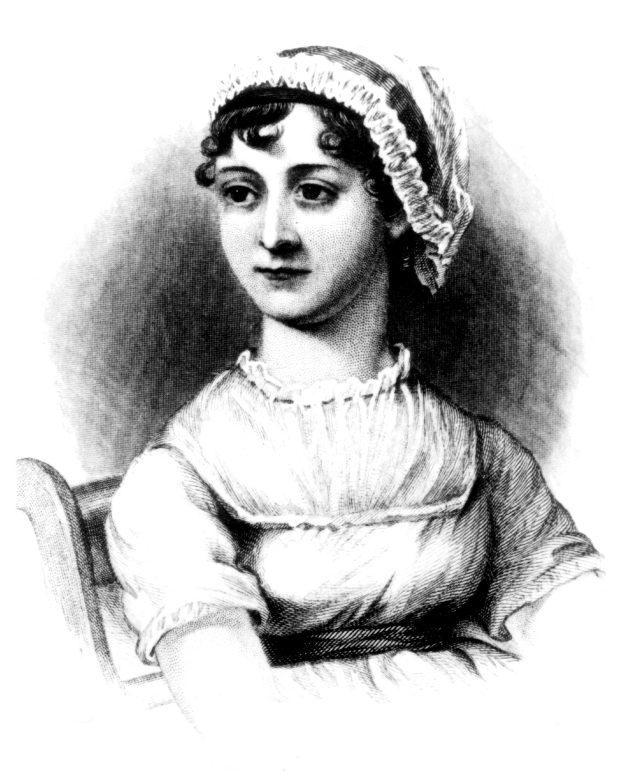 Jane Austen portrait