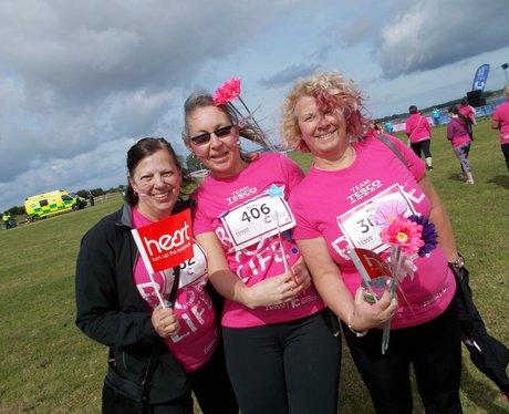 Race for Life Caernarfon 2017