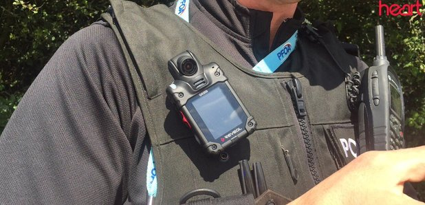 Gloucestershire Police roll out body worn cameras