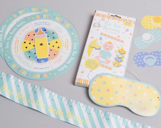 Poundand Baby Shower Decorations
