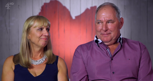 First Dates Bruce Cries After Meeting Date
